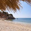 Beach on Samos — Stock Photo