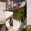 Building on Samos - Stock Photo