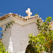 Monastery on Samos - Stock Photo