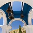 Monastery on Samos — Stock Photo