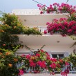 House on Samos - Stock Photo
