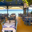 Tavern in Kokkari, Samos — Stock Photo #10078923