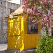 Kiosk auf Samos - Samos — Stock Photo