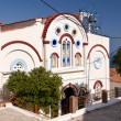 Church on Samos — Stok fotoğraf