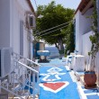 Pythagorio on Samos - Stock Photo