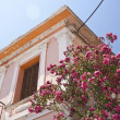 House on Samos — Foto Stock