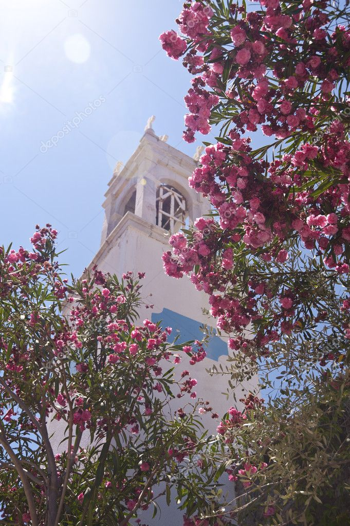 Church on Samos — Stock Photo #10077852