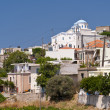 Kallithea on Samos — Foto Stock
