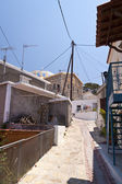 Kallithea on Samos — Stock Photo
