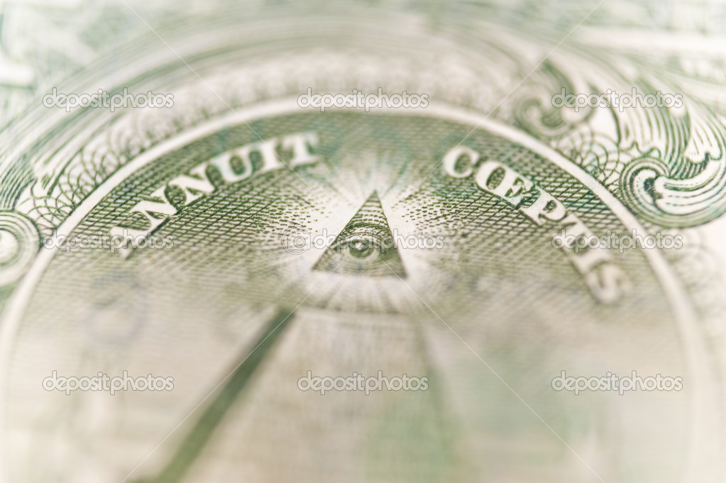 Close up of dollar bill — Stock Photo #10081952