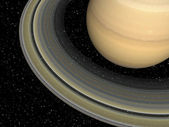 Saturn — Stock Photo