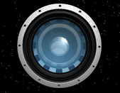 Woofer — Stock Photo