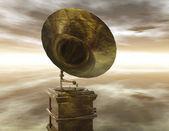 Phonograph — Stock Photo