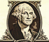 Dólar — Foto Stock