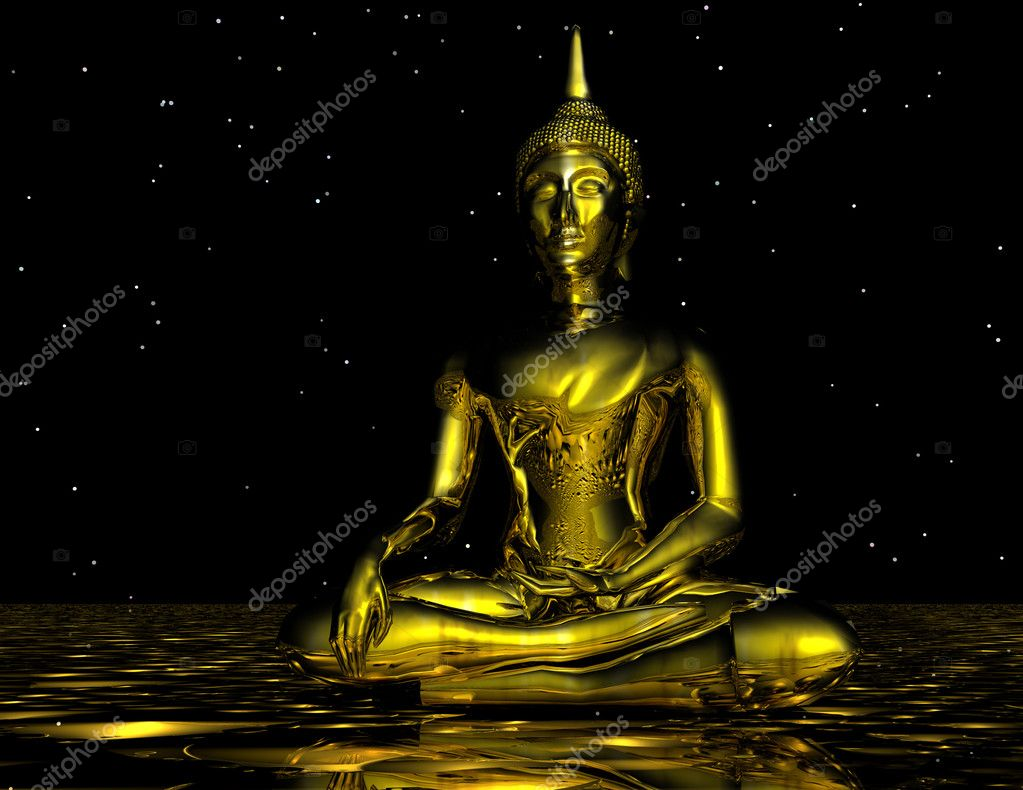 Buddha — Stock Photo #10098480