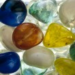 Glass beads - Stock Photo