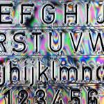 Lettering stencil — Stock Photo #10101544