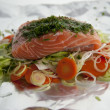 Salmon — Stock Photo #10101758