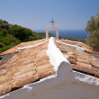 Greek Church — Stockfoto