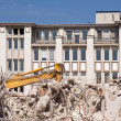 Royalty-Free Stock Photo: Demolition Building