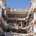 Demolition Building — Stock Photo