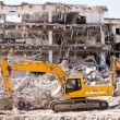 Demolition Building — Stock Photo #10104466