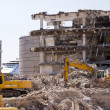 Demolition Building — Stock Photo #10104515