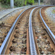 Rails — Stock Photo #10106942