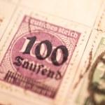 Inflation — Stockfoto