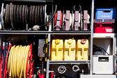 Fire engine — Stock Photo