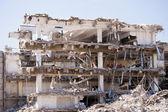 Bina yıkım — Stok fotoğraf