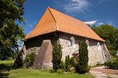 Church Stellau in Germany — Stock Photo