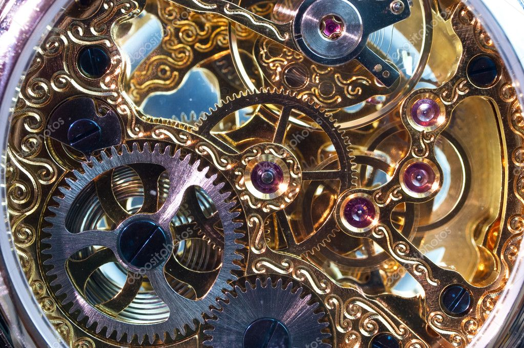 Clockwork — Stock Photo #10100292