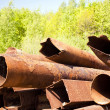 Rusty Steel — Stock Photo