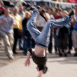 Break dancer — Stock Photo #10116510
