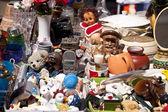 Mercado das pulgas — Foto Stock