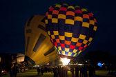 Balloon sail 2009 — Stock Photo