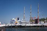 Kiel week 2009 — Stock Photo