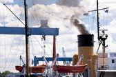 汽船 — ストック写真