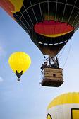 Hot Air Balloon — Стоковое фото