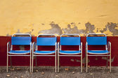 Chairs — Foto Stock