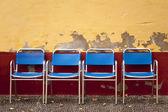 Krzesła — Zdjęcie stockowe