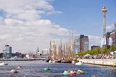 Kiel Week — Stock Photo
