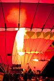 Balões de ar quente — Foto Stock