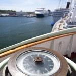 Port of Kiel — Stock Photo #10144106