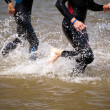 Stock fotografie: Triathlon