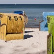 Beach chair - Foto Stock