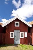 Haellevikstrand, Sweden — Stock Photo