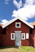 Haellevikstrand, Sweden — Stock Photo