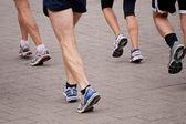 マラソン — ストック写真